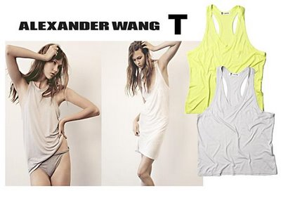 Alexander Wang cotton basics