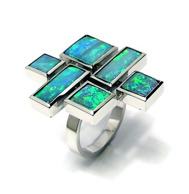 Rectilinear Opal Design