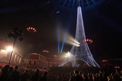 H&M pour Rykiel Eiffel Tower