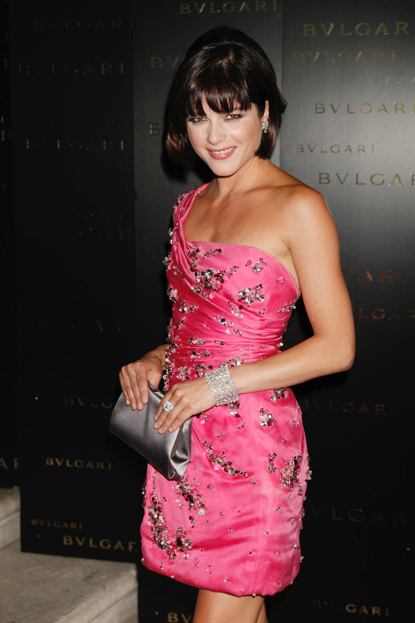 Bulgari 125th anniversary Selma Blair