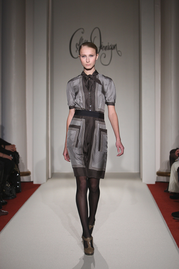 Collette Dinnigan Dark Reign Autumn/Winter 2009