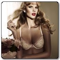 Collette Dinnigan Wild Hearts lingerie for Target