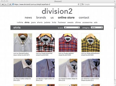 Division2 online store