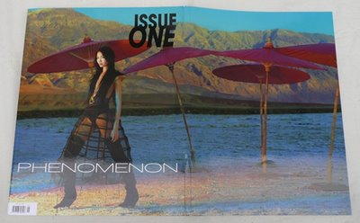 Issue-One Magazine issue 5 cover