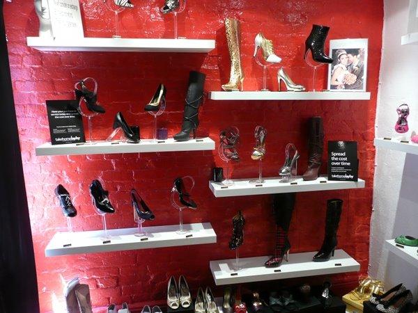 Master/slave shoes