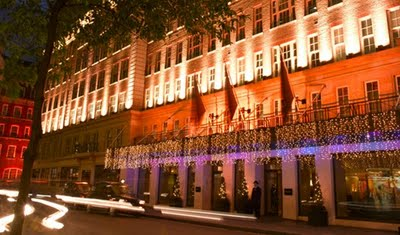 British Fashion Week May Fair hotel