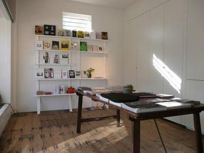 Rainoff Bookstore Darley Street interior