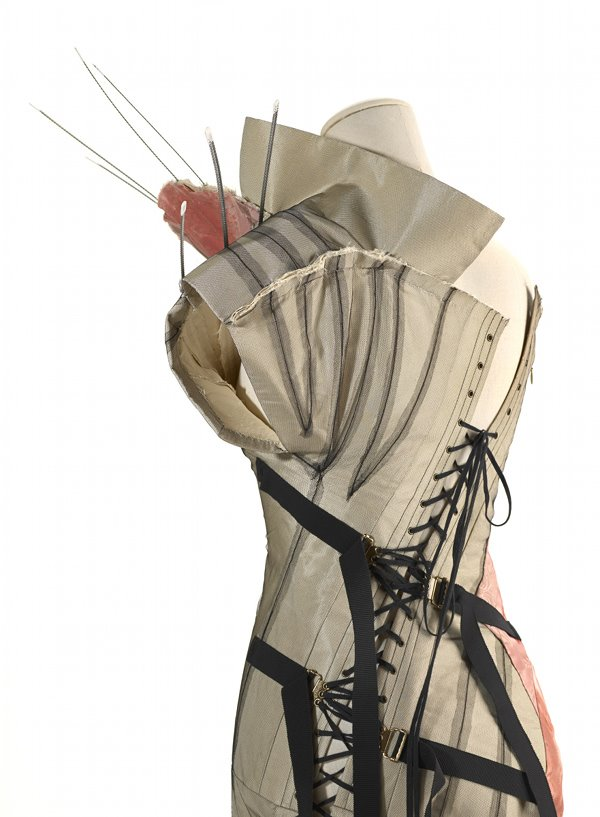 Remaking Fashion John Galliano dress no.39 for Christian Dior